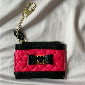 Betsey Johnson small wallet